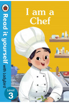 Купити - Книжки - I am a Chef. Read it yourself with Ladybird Level 3