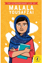 Купити - Книжки - The Extraordinary Life of Malala Yousafz