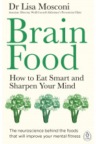 Купити - Книжки - Brain Food. How to eat Smart and Sharpen Your Mind