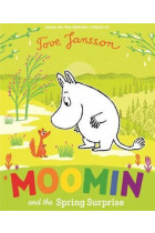 Купити - Книжки - Moomin and the Spring Surprise