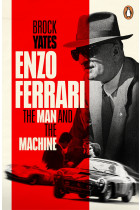 Купить - Книги - Enzo Ferrari. The Man and the Machine