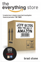 Купити - Книжки - The Everything Store. Jeff Bezos and the Age of Amazon