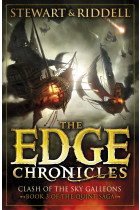 Купить - Книги - The Edge Chronicles 3: Clash of the Sky Galleons