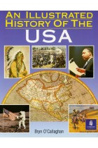 Купить - Книги - An Illustrated History of the USA, an Paper