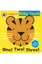 Купити - Книжки - Baby Touch: One! Two! Three! Bath Book