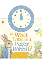 Купить - Книги - What Time Is It Peter Rabbit?