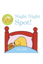 Купить - Книги - I Love Spot Baby Books Night Night Spot