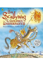 Купить - Книги - Sir Scallywag and the Golden Underpants book and CD