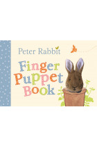 Купить - Книги - Peter Rabbit Finger Puppet Book