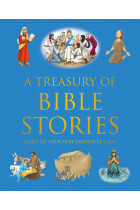 Купить - Книги - A Treasury of Bible Stories. Eight of your very favourite tales