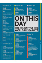 Купити - Книжки - On This Day. The History of the World in 366 Days