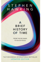Купить - Книги - A Brief History Of Time: From Big Bang To Black Holes