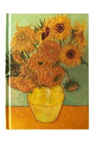 Купити - Книжки - Van Gogh Sunflowers. Foiled Journal