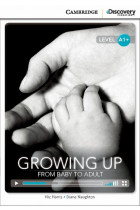 Купити - Книжки - Growing Up: From Baby to Adult High Beginning