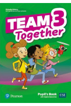 Купити - Книжки - Team Together 3 Activity Book