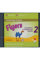Купити - Аудіокниги - Cambridge English Young Learners 2 for Revised Exam from 2018 Flyers Audio CDs: Authentic Examination Papers