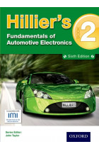 Купить - Книги - Hillier's Fundamentals of Automotive Electronics: Book 2 - 6th edition
