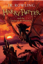 Купить - Книги - Harry Potter and the Order of the Phoenix
