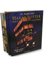 Купить - Книги - Harry Potter. The Illustrated Collection