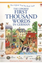 Купить - Книги - First Thousand Words in German