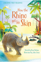 Купить - Книги - How the Rhino Got His Skin