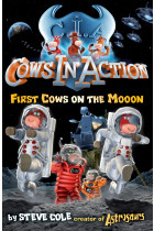 Купить - Книги - Cows In Action 11: First Cows on the Mooon