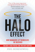 Купить - Книги - The Halo Effect. How Managers let Themselves be Deceived