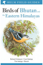 Купити - Книжки - Birds of Bhutan and the Eastern Himalayas