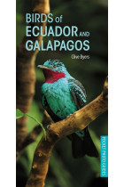 Купити - Книжки - Birds of Ecuador and Galapagos