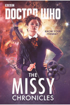 Купить - Книги - Doctor Who: The Missy Chronicles