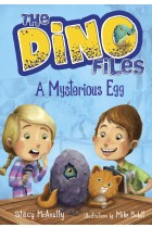 Купити - Книжки - The Dino Files Book1: A Mysterious Egg
