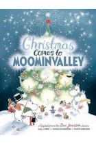 Купити - Книжки - Christmas Comes to Moominvalley