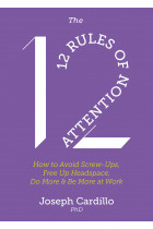 Купити - Книжки - The 12 Rules of Attention