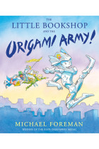 Купить - Книги - The Little Bookshop and the Origami Army