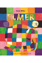 Купить - Книги - Elmer. 30th Anniversary Collector's Edition with Limited Edition Print