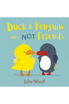 Купить - Книги - Duck and Penguin Are Not Friends