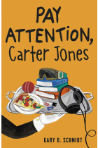Купить - Книги - Pay Attention, Carter Jones