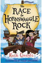 Купить - Книги - The Race to Hornswaggle Rock