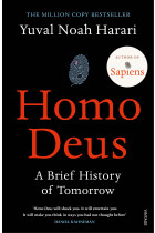 Купить - Книги - Homo Deus. A Brief History of Tomorrow