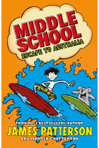 Купити - Книжки - Middle School: Escape to Australia