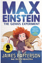Купити - Книжки - Max Einstein. The Genius Experiment