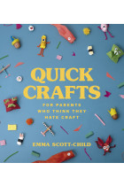 Купить - Книги - Quick Crafts for Parents Who Think They Hate Craft