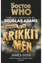 Купить - Книги - Doctor Who and the Krikkitmen