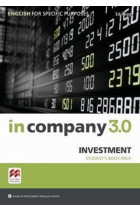 In Company 3.0. ESP Investment. Student's Pack