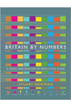 Купити - Книжки - Britain by Numbers. A Visual Exploration of People and Place