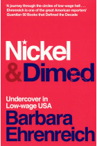 Купити - Книжки - Nickel and Dimed. Undercover in Low-Wage America