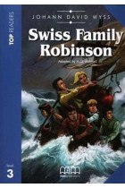 Купить - Книги - Swiss Family Robinson Pre-Intermediate Book (+ CD)