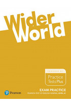 Купить - Книги - Wider World 1 (A1) Exam Practice: Pearson Tests of English General Level Foundation (A1)