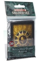 Купить - Настольные игры - Warhammer Underworlds: Shadespire – Sepulchral Guard Sleeves (99220707002)