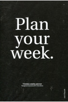 Купити - Блокноти - Планер Octagon Plan Your week (8474474742094)